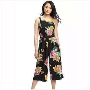 OLD NAVY/ CULOTTE JUMPSUIT